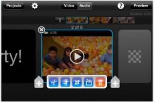 Splice, nuevo editor de vídeo para el iPhone