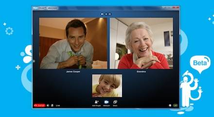 Probando Skype 5.0 para Mac
