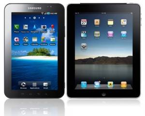 Apple demanda a Samsung por plagio