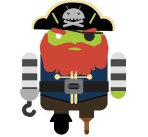 android aplicaciones pirata