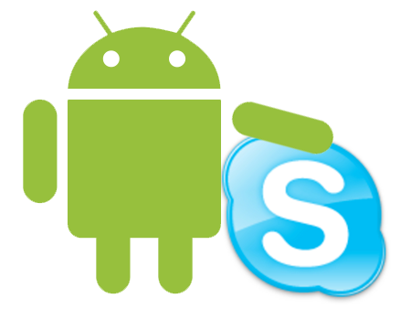 skype android google