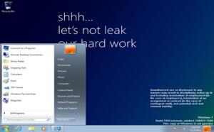 Filtración Windows 8