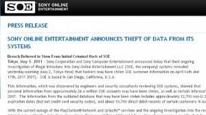 PlayStation Network atacada dos veces por piratas informáticos