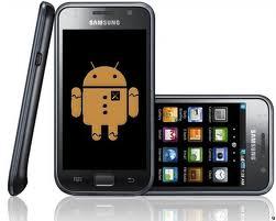Samsung actualiza su línea Galaxy a Anadroid 2.3 Gingerbread