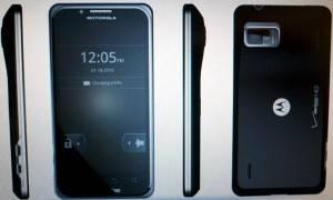 Motorola Droid 3 (Motorola Milestone 3): Primeros rumores en la web