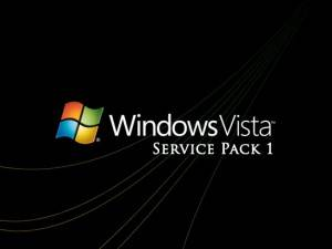 Windows Vista Service Pack1