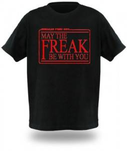 camiseta friki 2011