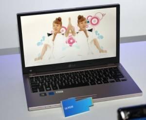 LG P220: una notebook similar a la MacBook Pro de Apple