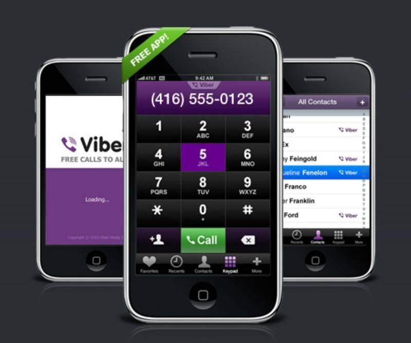 versión beta de Viber para Android ¡por fin