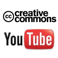 youtube y creative commons
