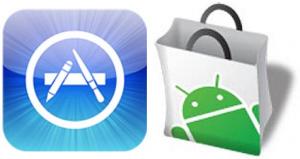 Android Market podría superar a la App Store