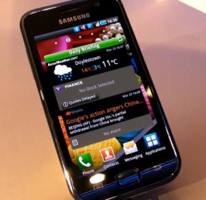 Samsung bate récord de ventas con su Galaxy S 2