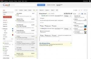 La vista previa de Gmail