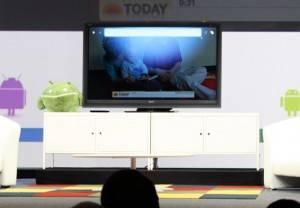 google tv image