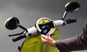 Mini scooter E-Concept