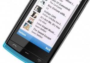 Nokia 500: Sus características