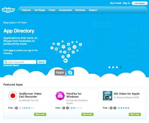 skype apps