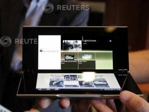 151822 the new sony tablet p