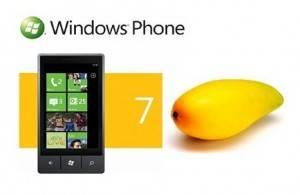 Windows Phone 7.5 Mango podría ser lanzado hoy