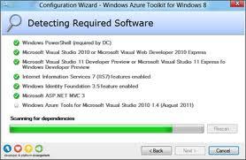 Microsoft lanza paquete de herramientas para desarrollar aplicaciones para Windows 8 en Windows Azure