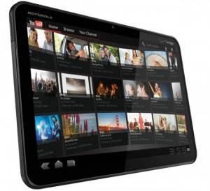 Motorola Xoom android 3.1