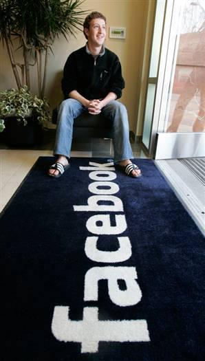 """Mark Zuckerberg, en el """"top ten"""" de los más ricos del m"""