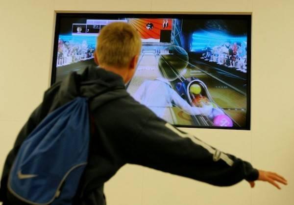Uso de Kinect en la medicina