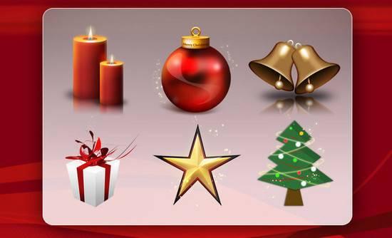 Christmas Dock Icons navidad