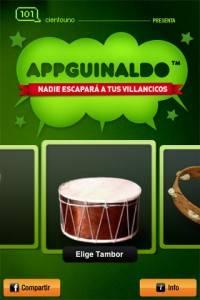 appguinaldo navidad