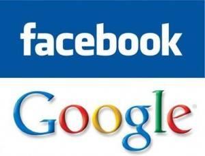 facebook google