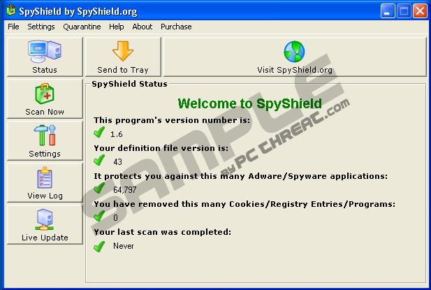 Spyshield