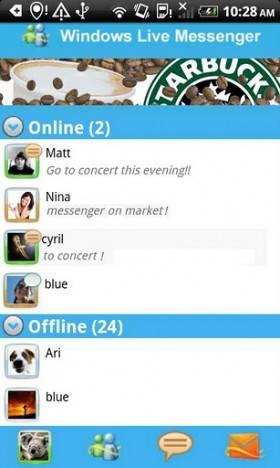 messenger withyou 2