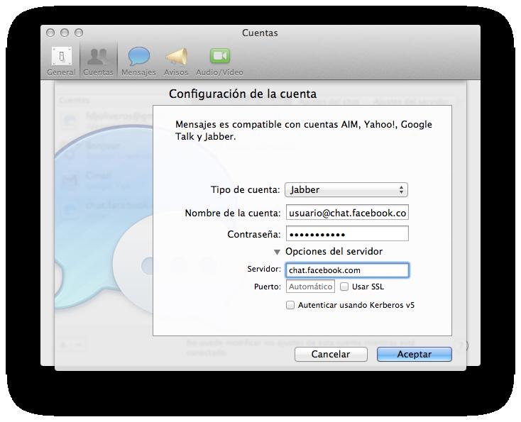 Messages Mac