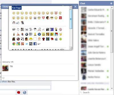 Pretty Facebook Chat
