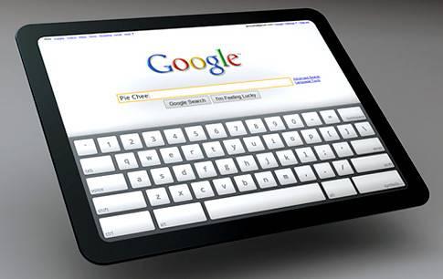 tablet de Google
