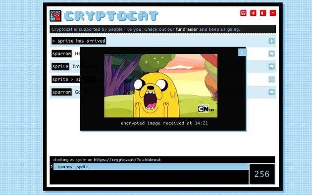 Cryptocat 1
