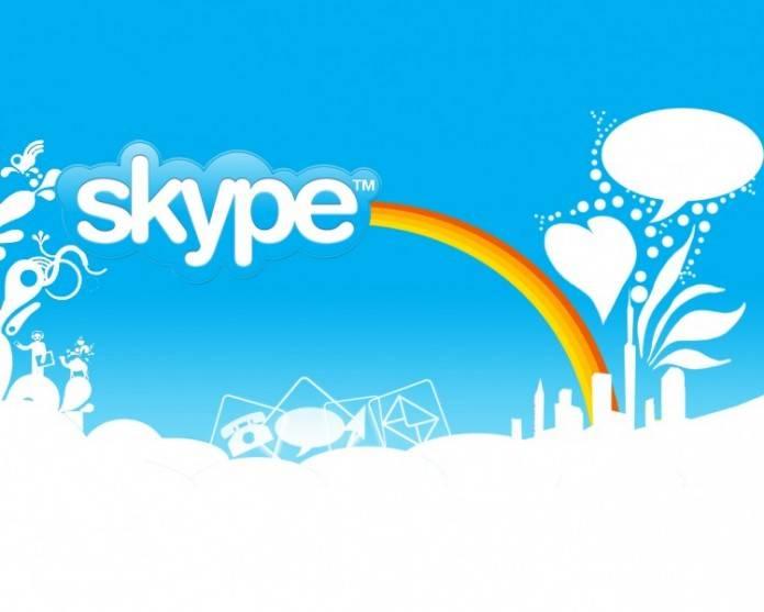 Skype Wallpaper by MSTTMZ1 750x600