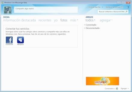 nueva actualizacion windows live essential