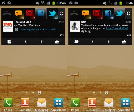 blingboard para android