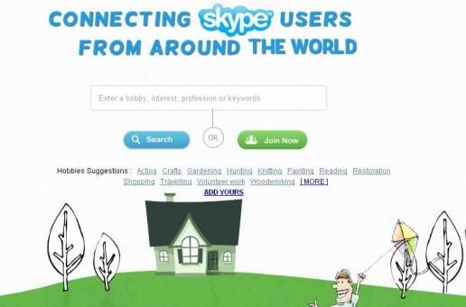 buscar usuarios skype con perfiles similares