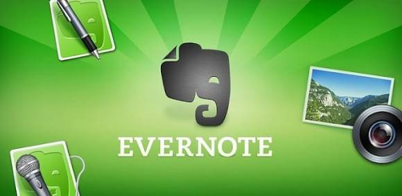 evernote se actualiza para android