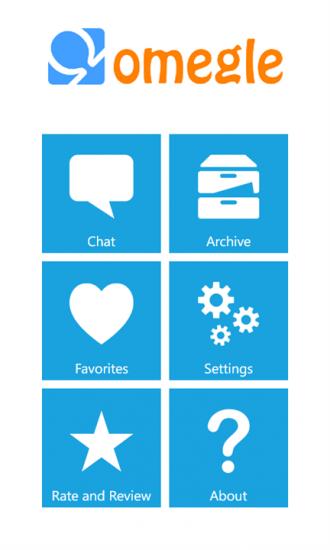 Omegle-para-Windows-Phone-7
