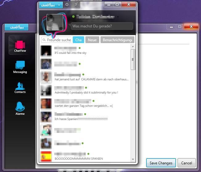 chatflow aplicacion para escritorio