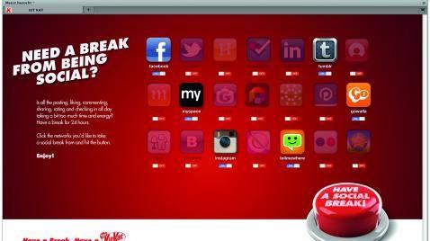 social break