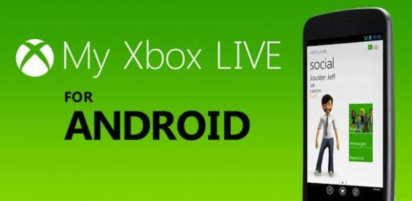 My xbox live android