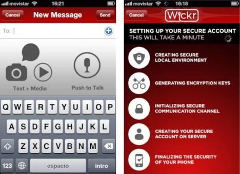 wickr mensajeria con encriptacion militar