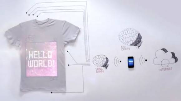 camiseta tshirtOS programable