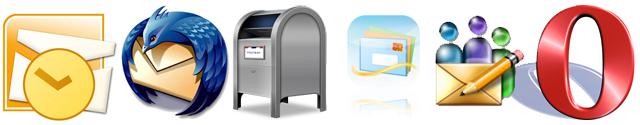 sacar partido mail