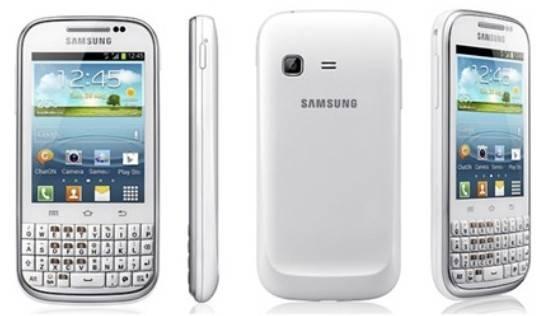 nuevo Samsung Galaxy Chat