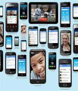 spam Skype